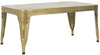 Classsic Iron Coffee Table Gold