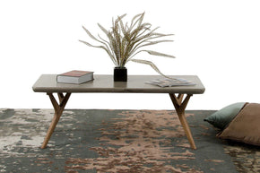Modrest Dondi Concrete Coffee Table