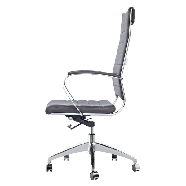 Sopada Conference Office Chair High Back Dark Brown