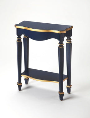 Console Tables - Butler Furniture BUT-3020372 Cheshire Transitional Rectangular Console Table Blue | 797379036500 | Only $419.00. Buy today at http://www.contemporaryfurniturewarehouse.com