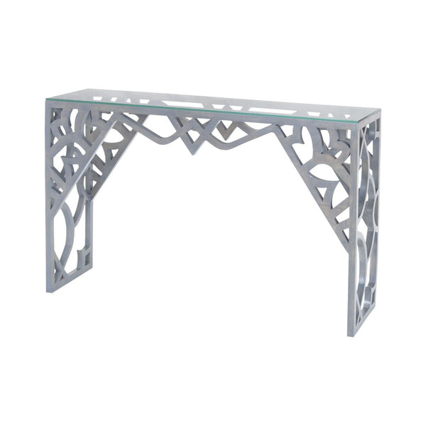 Console Tables - Elk Group ELK-7011-138 Bain Console Antique Smoke | 818008028427 | Only $934.00. Buy today at http://www.contemporaryfurniturewarehouse.com