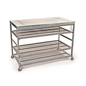 Bakers Console Table