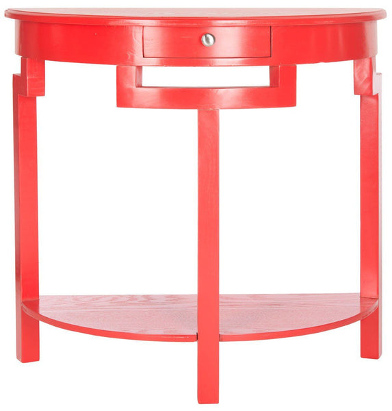 Liana Console Hot Red Table