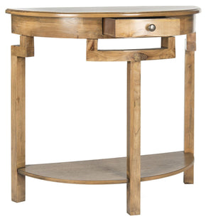 Liana Console Oak Table