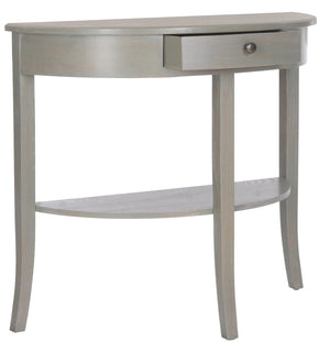 Alex Console French Grey Table