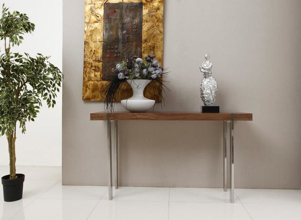 Struttura Console Walnut Table