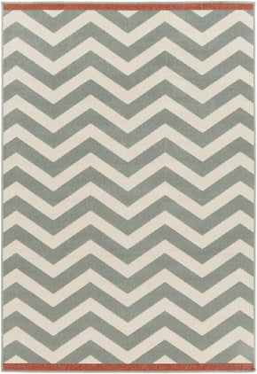 Alfresco Area Rug Green