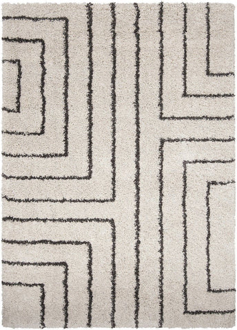 Kodiak Area Rug White