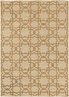 Amarillo Geometric Area Rug Neutral