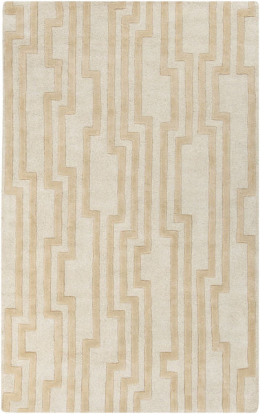 Modern Classics Geometric Area Rug Neutral