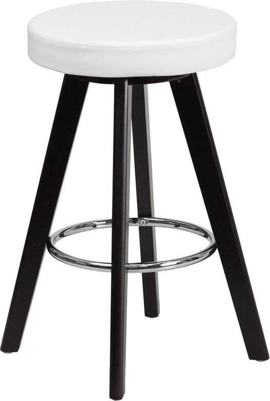Buy Flash Furniture Ch 152600 Wh Vy Gg Trenton Series 24