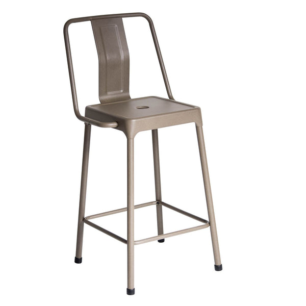 Energy Counter Stool Cappuccino (Set Of 2) Chair