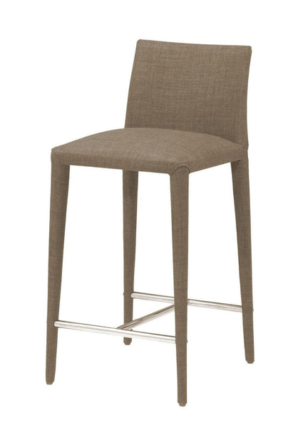 Moes Home Collection Catina Counter Stool Cappuccino EH-1046-14 | 849043004527| $259.00. Counter Chairs - . Buy today at http://www.contemporaryfurniturewarehouse.com