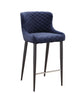 Etta Counter Stool Dark Blue Chair
