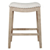 Counter Chairs - Orient Express Furniture 6415-CSUP.SW/BIS Harper Counter Stool Stone Wash Oak | 842279102623 | Only $249.00. Buy today at http://www.contemporaryfurniturewarehouse.com