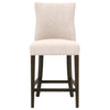 Lourdes Counter Stool Bisque