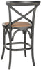 Franklin X Back Counterstool Hickory Counter Chair
