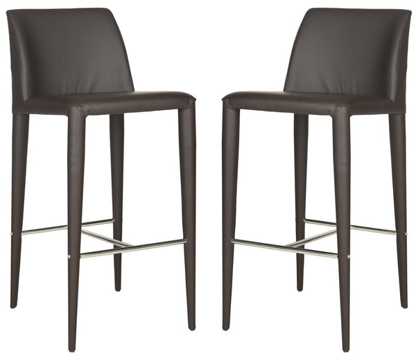 Garretson Counter Stool Brown (Set Of 2) Chair