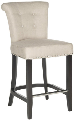 Addo Ring Counterstool Biscuit Beige Counter Chair