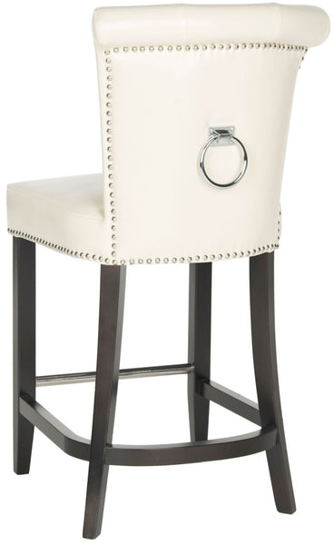 Addo Ring Counterstool Flat Cream Counter Chair