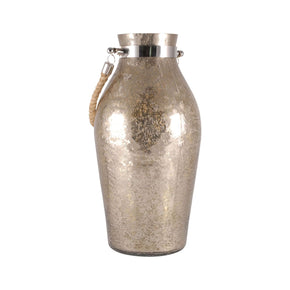 Baroness Bottle 15.625-Inch Antique Sand Artifact,nickel Jar/bottle