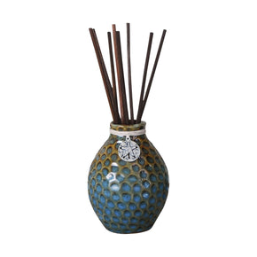 Aquatica Reed Diffuser Turquoise,brown Diffusers/incense