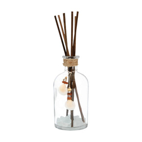 Spa Reed Diffuser In Frosted Clear,frosted Diffusers/incense