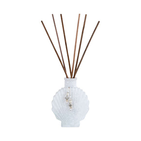 Aquaria Reed Diffuser In White Tierra Diffusers/incense