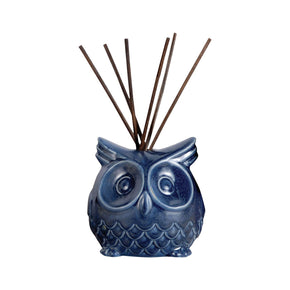 Owl Reed Diffuser In Deep Blue Diffusers/incense