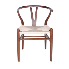Evelina Side Chair In Walnut - Set Of 2 Dining