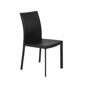 Hasina Side Chair In Black - Set Of 2 Dining