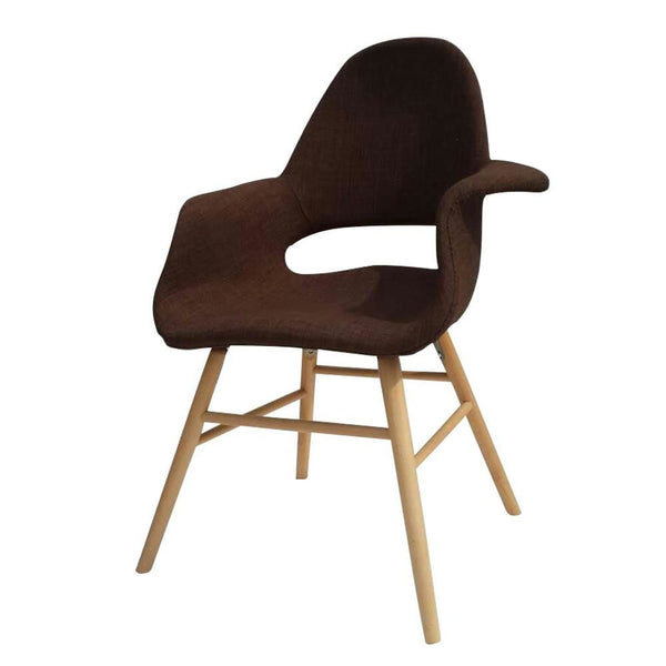 Eero Dining Chair Brown