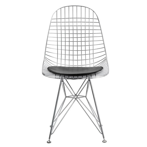 Eiffel Dining Chair Black