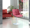Blossem Dining Chair White Abs