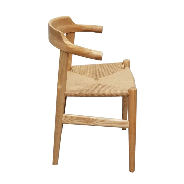 Stringta Dining Side Chair Natural