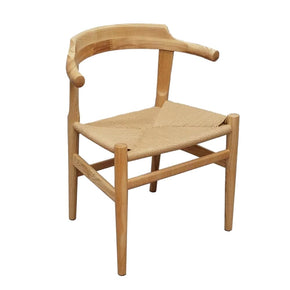 Ordinaire Stringta Dining Side Chair Natural
