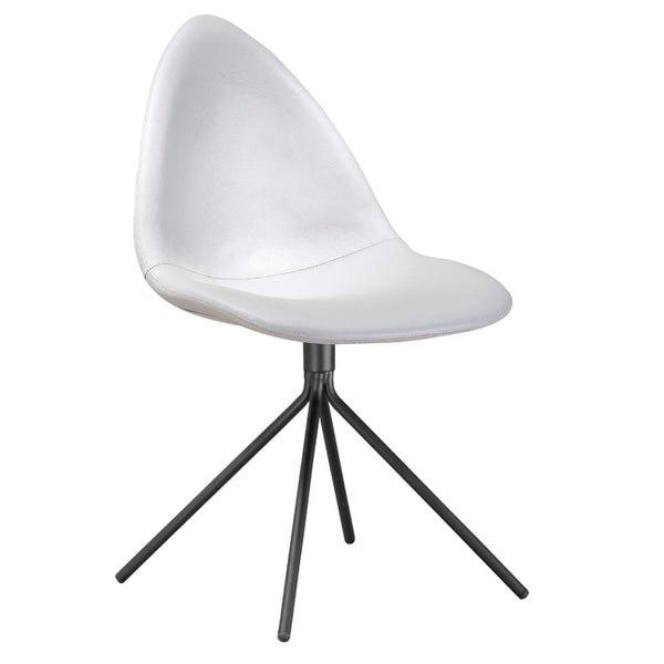 Tripod Dining Chair White