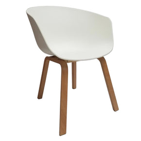 Shen Dining Chair White
