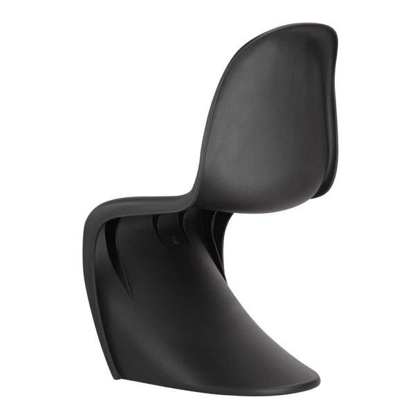 Shape Chair Black Dining
