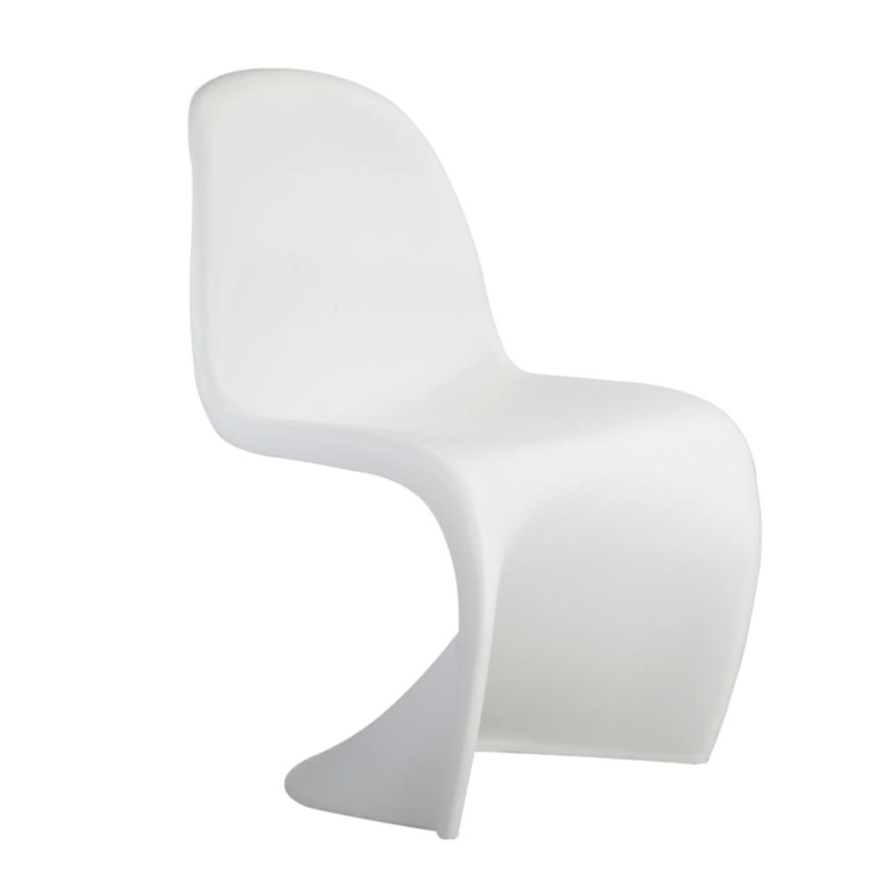 Shape chair white dining