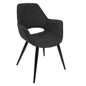 Mustang Chair Black Dining