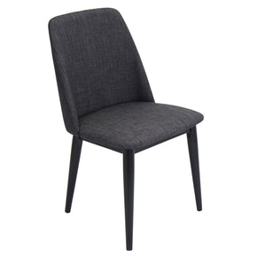 Dining Chairs - Lumisource CHR-TNT CHAR+B2 Tintori Dining Chair 