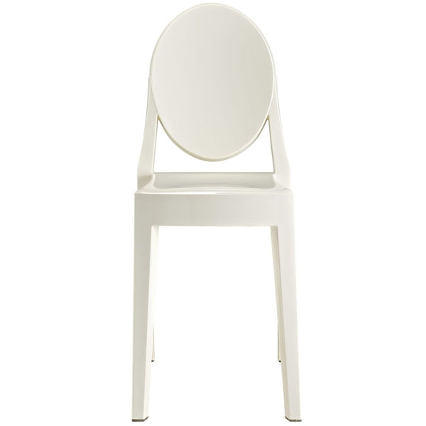 Dining Chairs   Modway EEI 122 YLW Casper Ghost Dining Side Chair |  848387000059