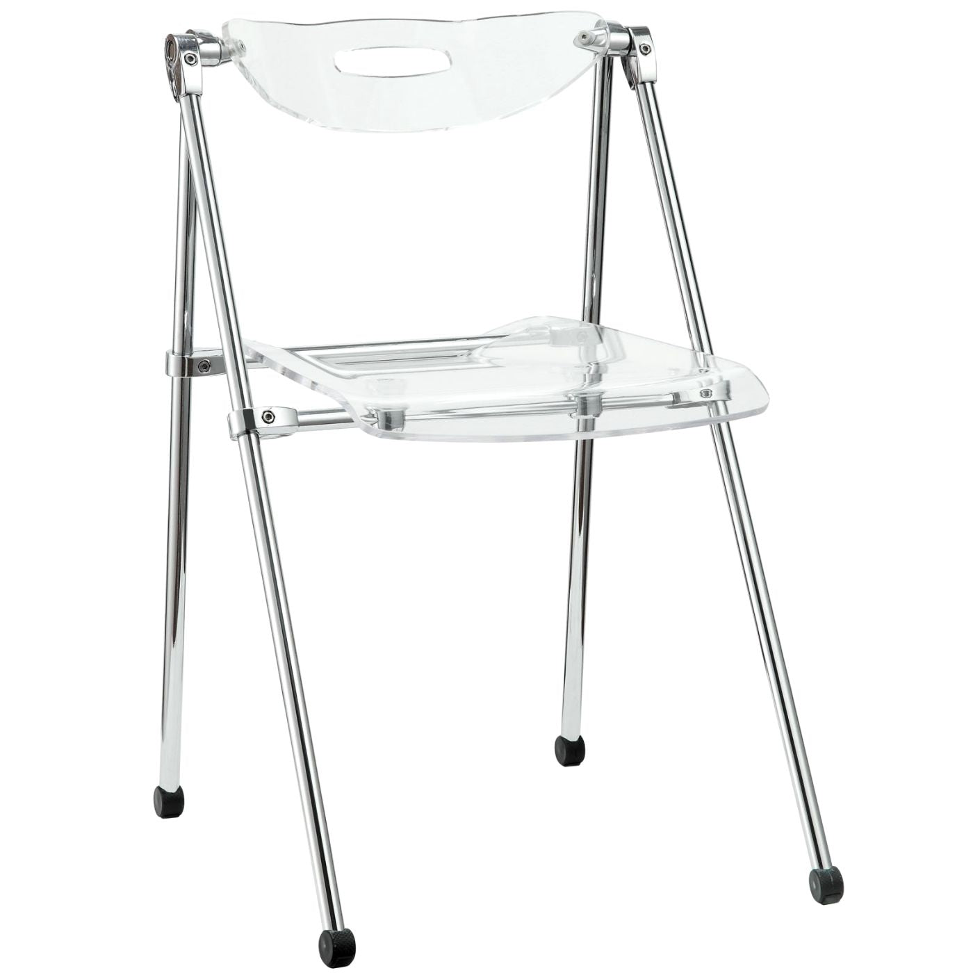Modway Telescope Folding Chair EEI 148 CLR | 848387022327| $89.50. Dining  Chairs ...