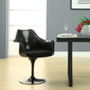 Lippa Dining Armchair Black Chair