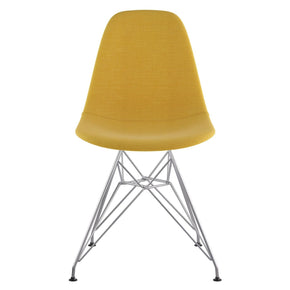 Dining Chairs - Nye Koncept 331003EM1 Mid Century Eiffel Side Chair Papaya Yellow | 815444025492 | Only $139.80. Buy today at http://www.contemporaryfurniturewarehouse.com