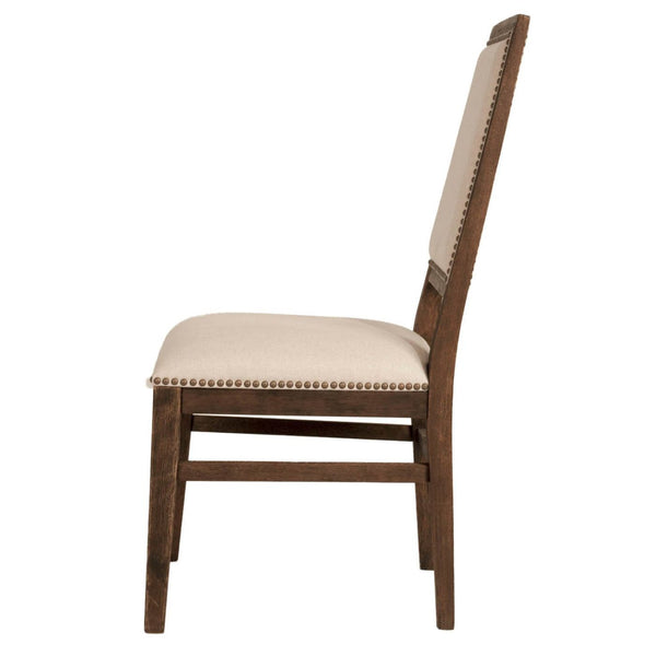 Dining Chairs - Orient Express Furniture 6017.RJAV Dexter Dining Chair (Set of 2) Rustic Java | 842279101732 | Only $578.00. Buy today at http://www.contemporaryfurniturewarehouse.com