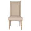 Dining Chairs - Orient Express Furniture 6018KD.SW Morgan Dining Chair (Set of 2) Natural Fabric & Stone Wash | 842279101800 | Only $858.00. Buy today at http://www.contemporaryfurniturewarehouse.com
