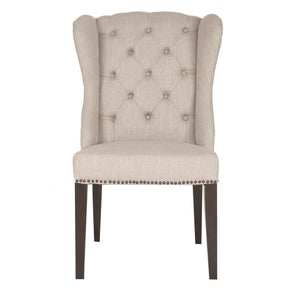 Dining Chairs - Orient Express Furniture 7102UP.BIR Maison Dining Chair Birch Fabric | 842279103255 | Only $409.00. Buy today at http://www.contemporaryfurniturewarehouse.com