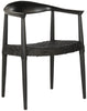Bandelier Arm Chair Black